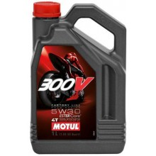 300V 4T FACTORY LINE ROAD RACING SAE 5W30 (4L)