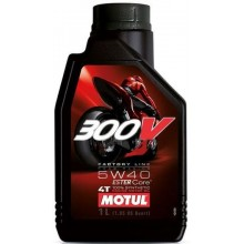 300V 4T FACTORY LINE ROAD RACING SAE 5W40 (1L)