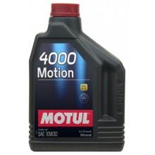 4000 MOTION SAE 10W30 (2L)