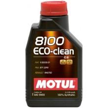 8100 ECO-CLEAN SAE 5W30 (1L)