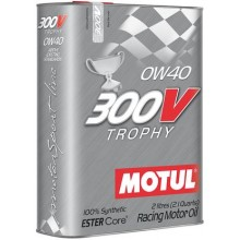300V TROPHY SAE 0W40 (2L)