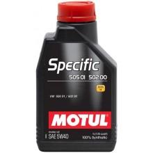 SPECIFIC 505 01 502 00 SAE 5W40 (1L)