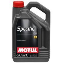 SPECIFIC 0720 SAE 5W30 (5L)