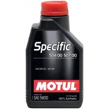 SPECIFIC 504 00 507 00 SAE 5W30 (1L)