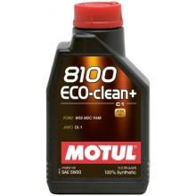 8100 ECO-CLEAN+ SAE 5W30 (1L)