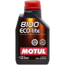 8100 ECO-LITE SAE 0W20 (1L)