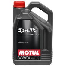 SPECIFIC 504 00 507 00 SAE 5W30 (5L)