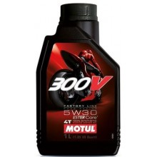 300V 4T FACTORY LINE ROAD RACING SAE 5W30 (1L)