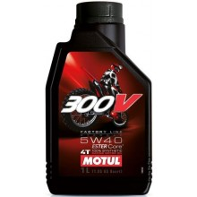 300V 4T FACTORY LINE OFF ROAD SAE 5W40 (1L)