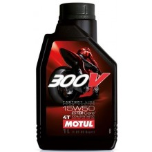 300V 4T FACTORY LINE ROAD RACING SAE 15W50 (1L)