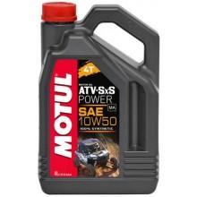 ATV-SXS POWER 4T 10W50 (4L)