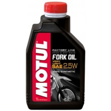 FORK OIL VERY LIGHT FACTORY LINE SAE 2,5W (1L)