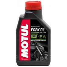 FORK OIL EXPERT MEDIUM/HEAVY SAE 15W (1L)