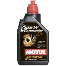 GEAR COMPETITION SAE 75W140 (1L)