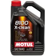 8100 X-CLEAN SAE 5W40 (5L)