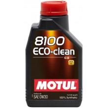 8100 ECO-CLEAN SAE 0W30 (1L)