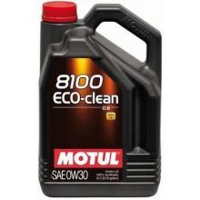 8100 ECO-CLEAN SAE 0W30 (5L)