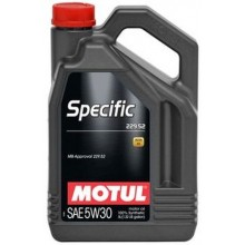SPECIFIC 229.52 SAE 5W30 (5L)